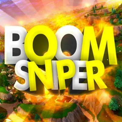 logo de boomsniper