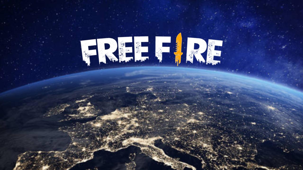regiones de Free Fire